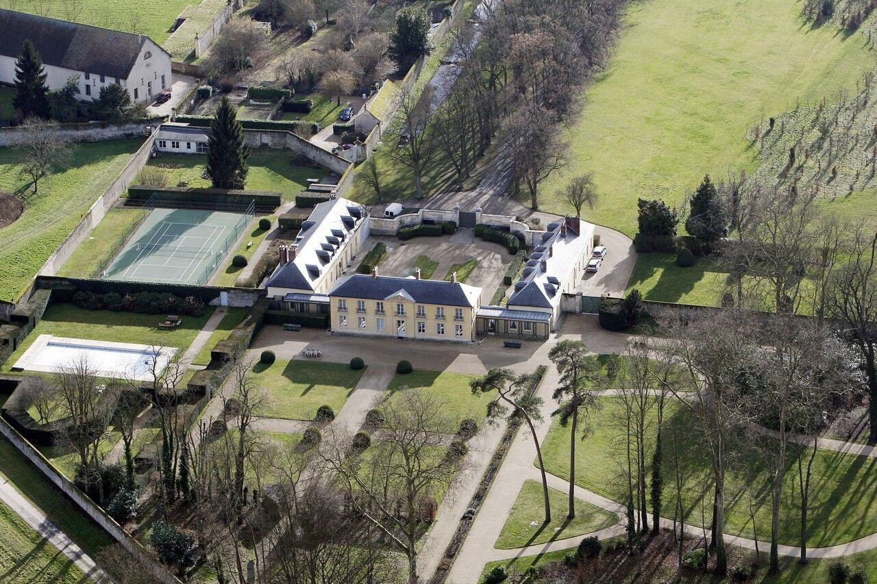 """""""Ла-Лантерн"""" – это охотничий домик, который примыкает к Версальскому парку"""