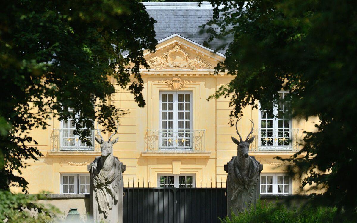 """""""Ла-Лантерн"""" у Версалі (департамент Івелін)"""