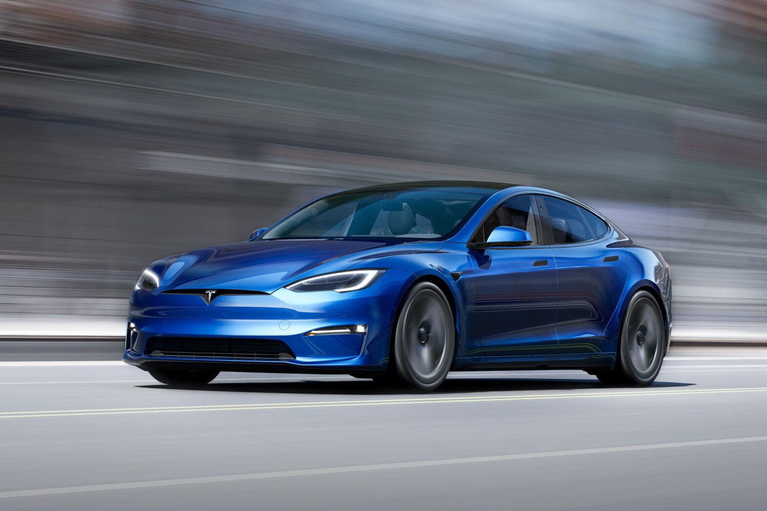 Зовнішність Model S став агресивнішим
