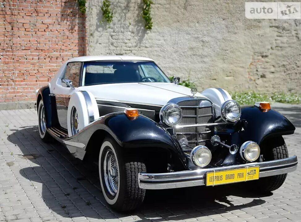 Phillips Berlina Coupe, який можна побачити у Львові