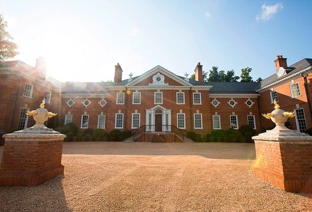 Цей історичний особняк був побудований у XVIII столітті.