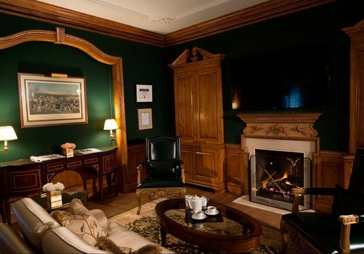 В доме Трампа в Шарлотсвилле 45 комнат.