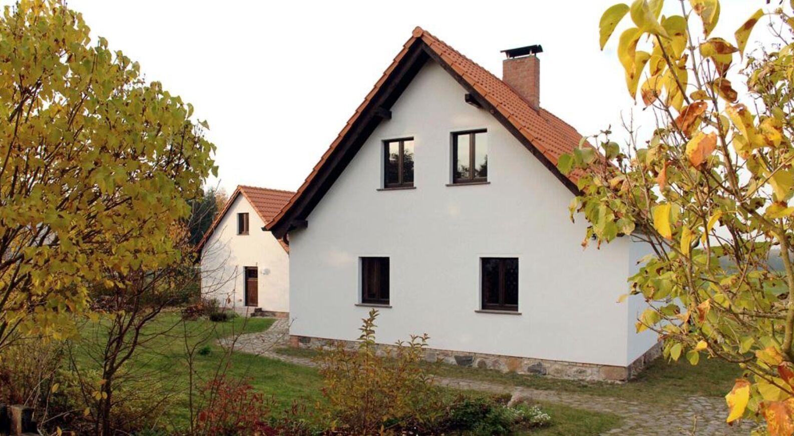 Загородный дом Ангелы Меркель в бранденбургском районе Уккермарк