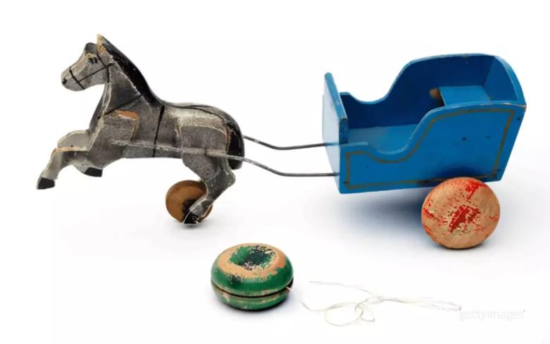 Перші іграшки Lego