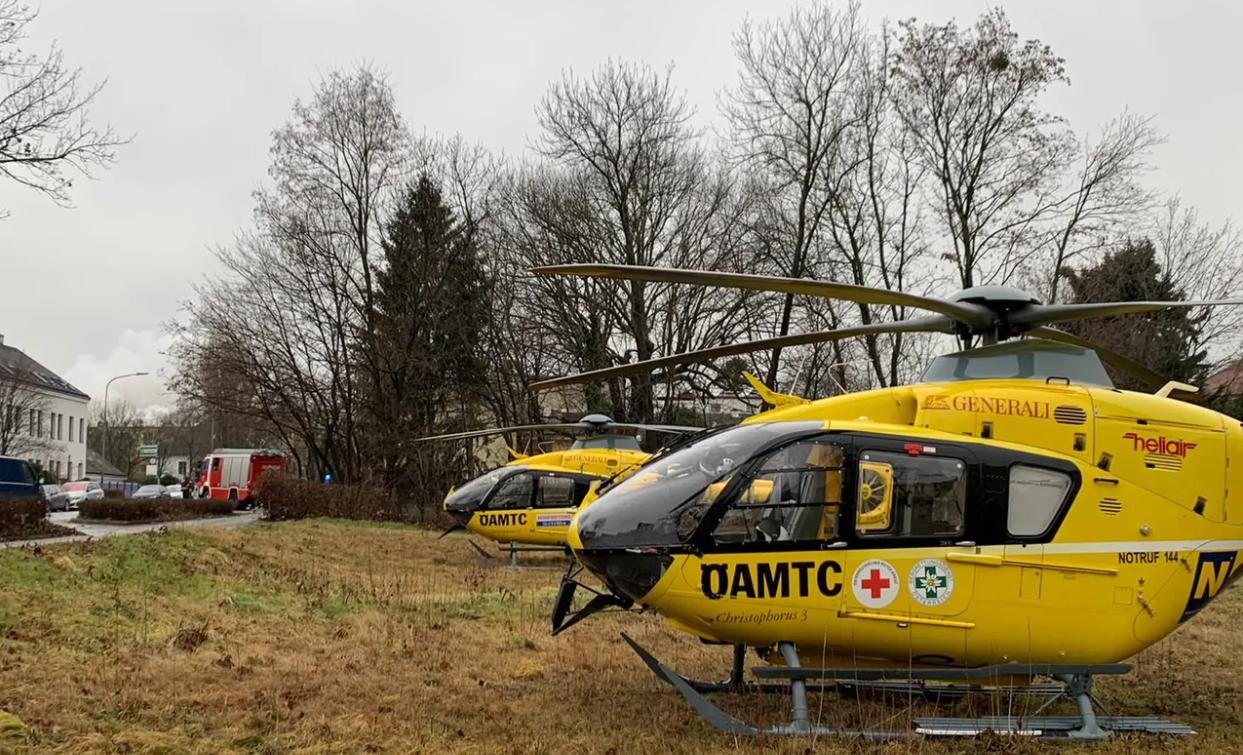 Рятувальні вертольоти