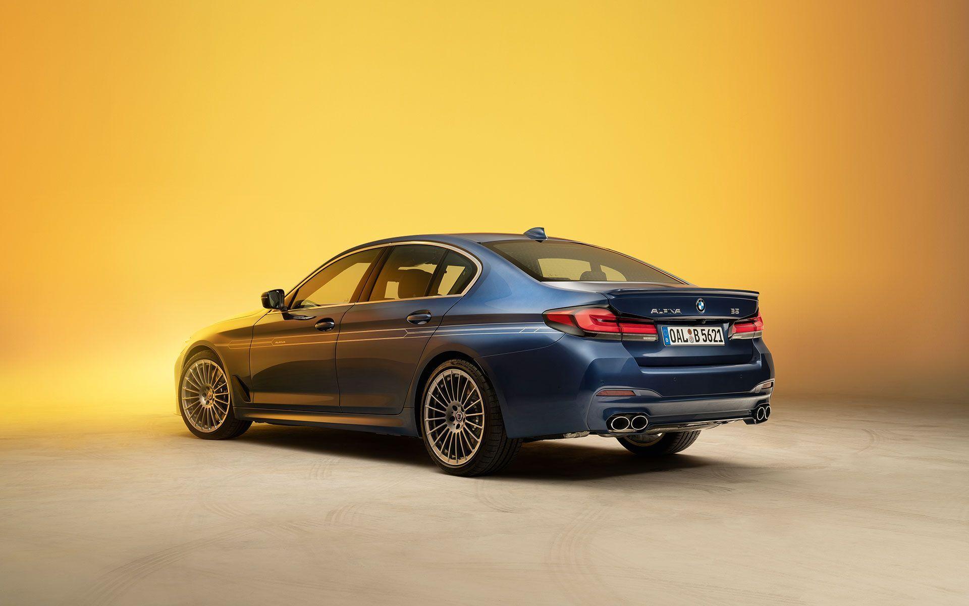 Alpina презентувала свій варіант BMW 5-серії