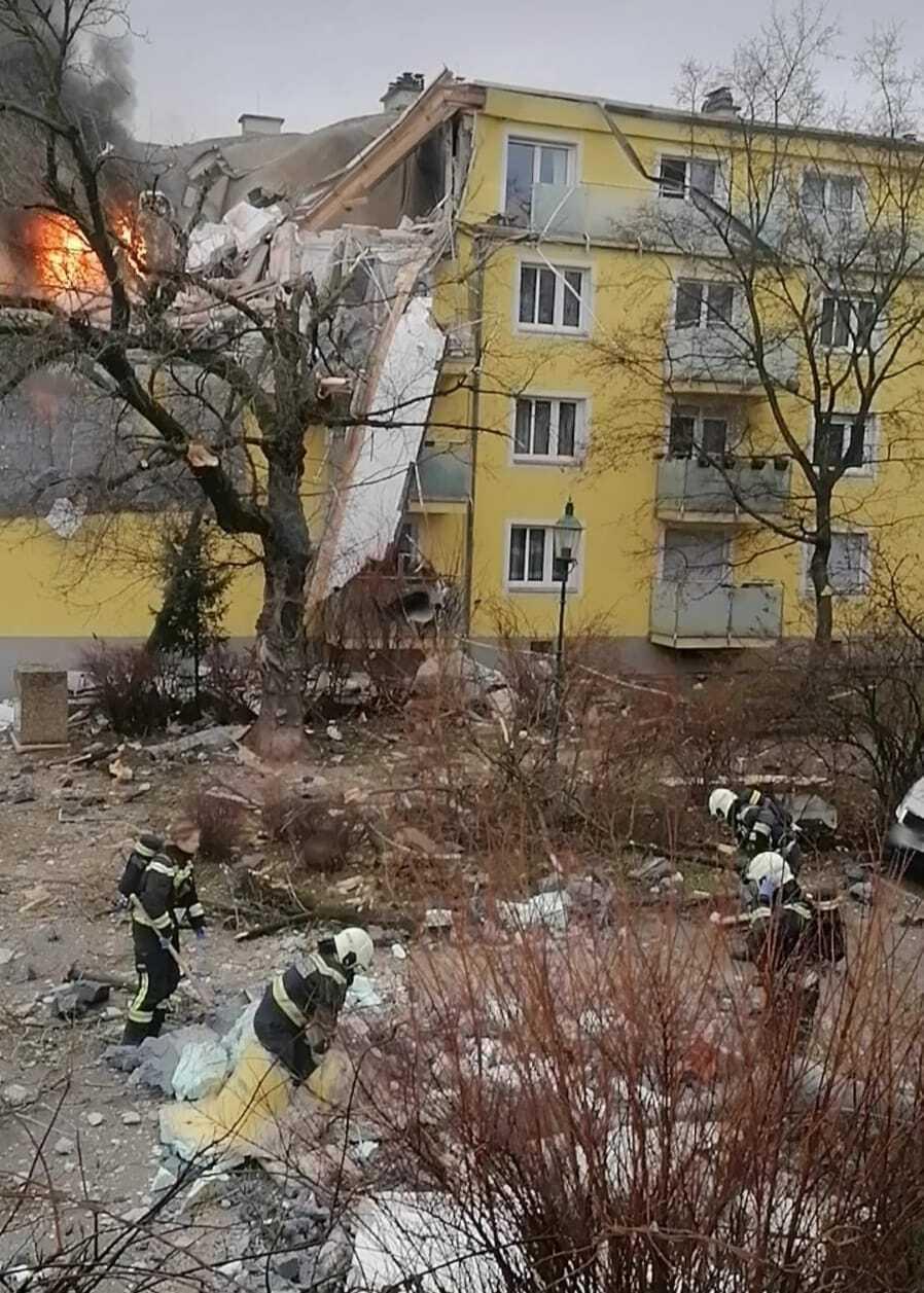 Пожежа знищила будинок
