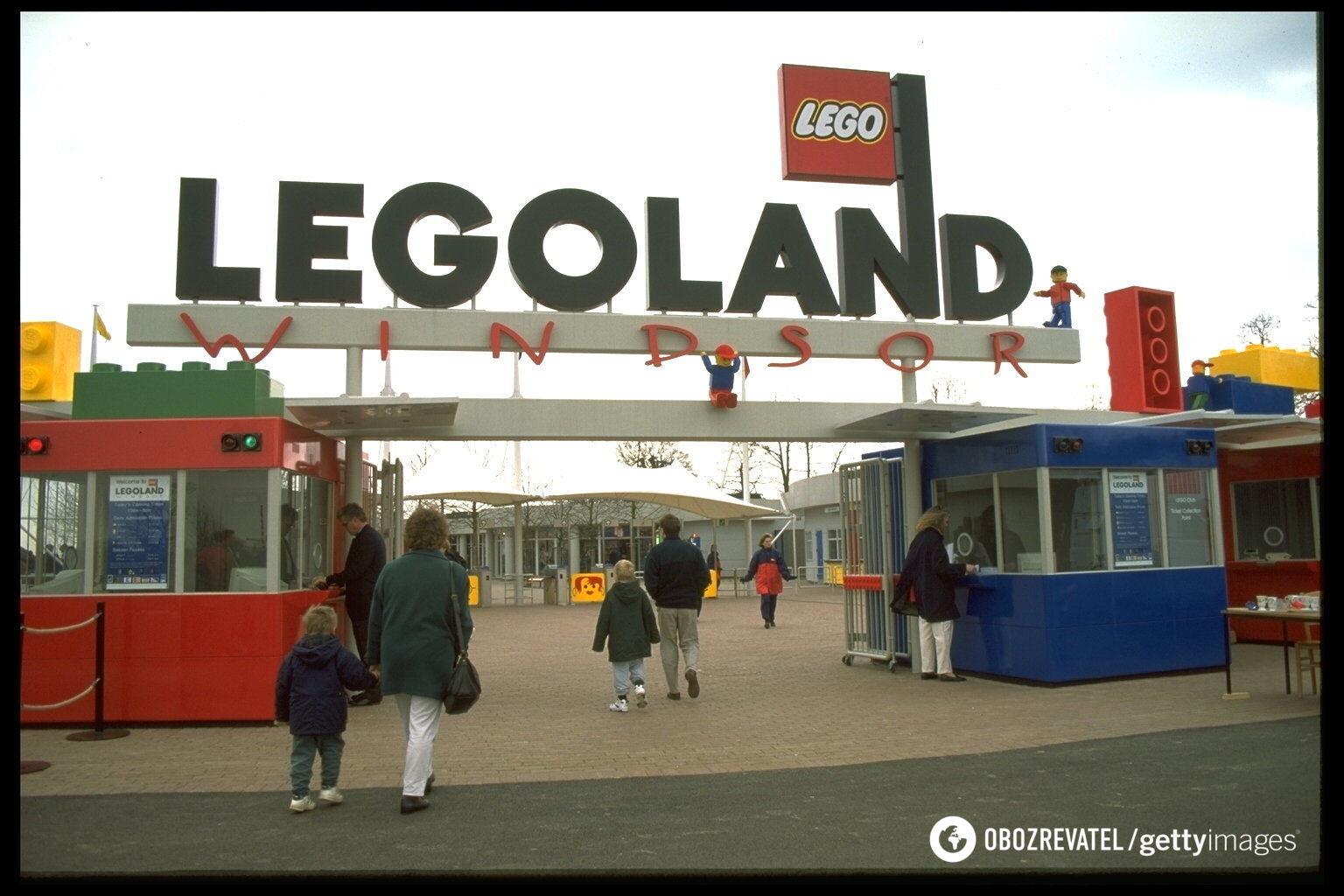 Тематичний парк Legoland