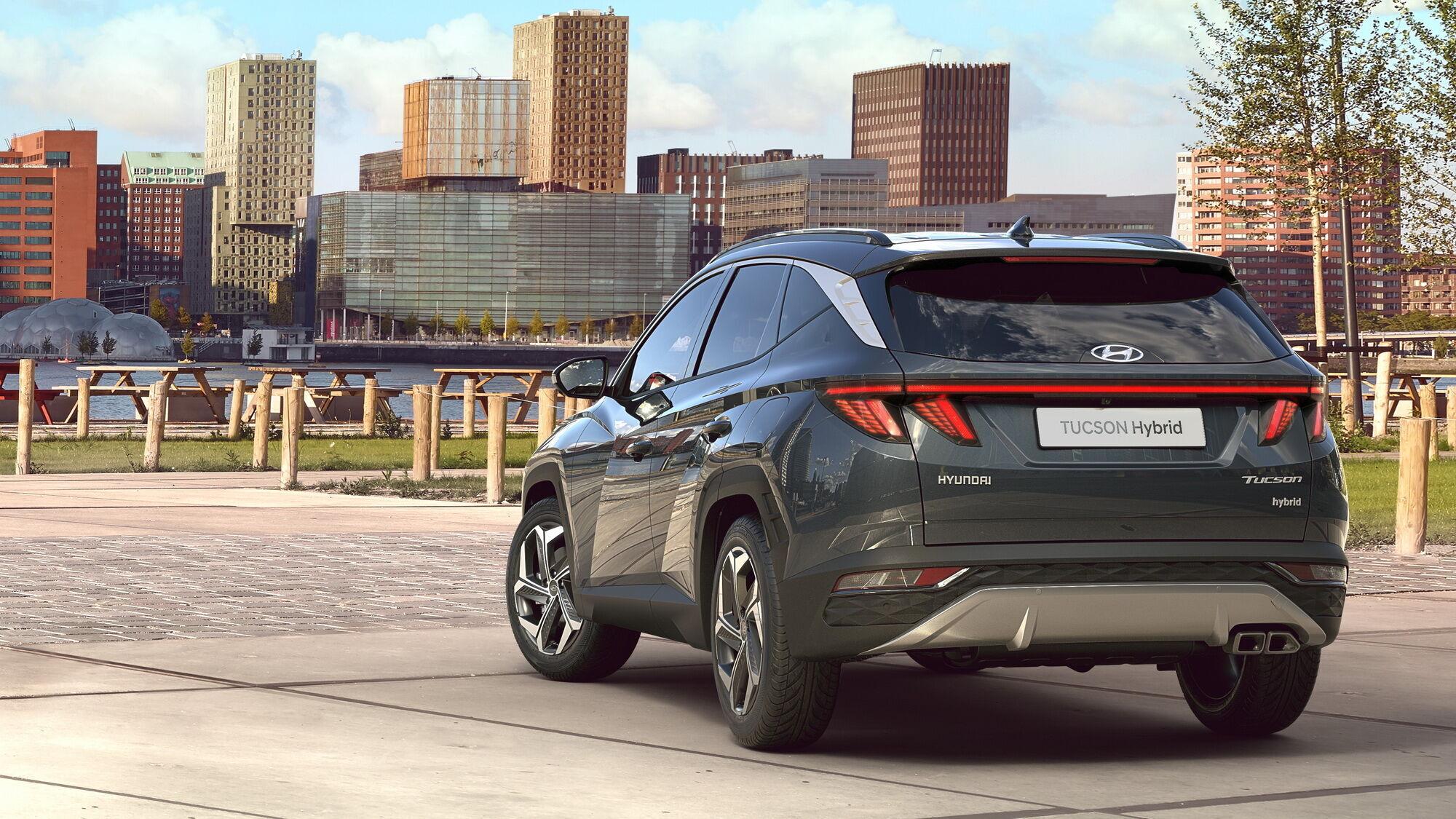 На Hyundai Tucson распространяется гарантия 5 лет или 100 000 км пробега