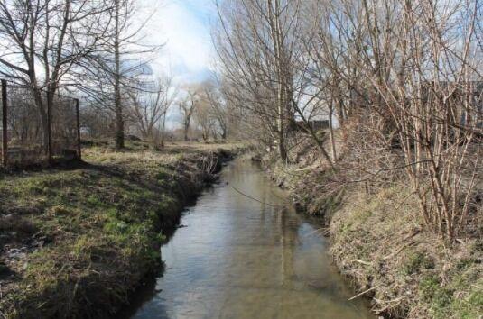 Річка Нивка несе усю цю гидоту через село Жуляни
