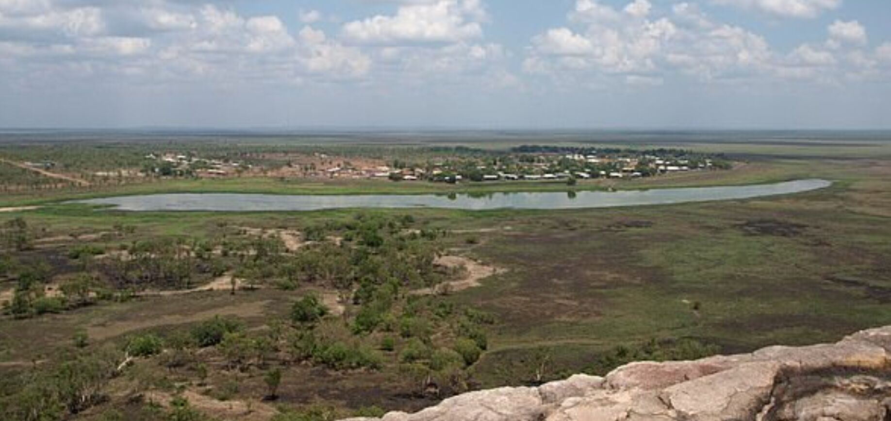 Гунбаланья – місто аборигенів Австралії