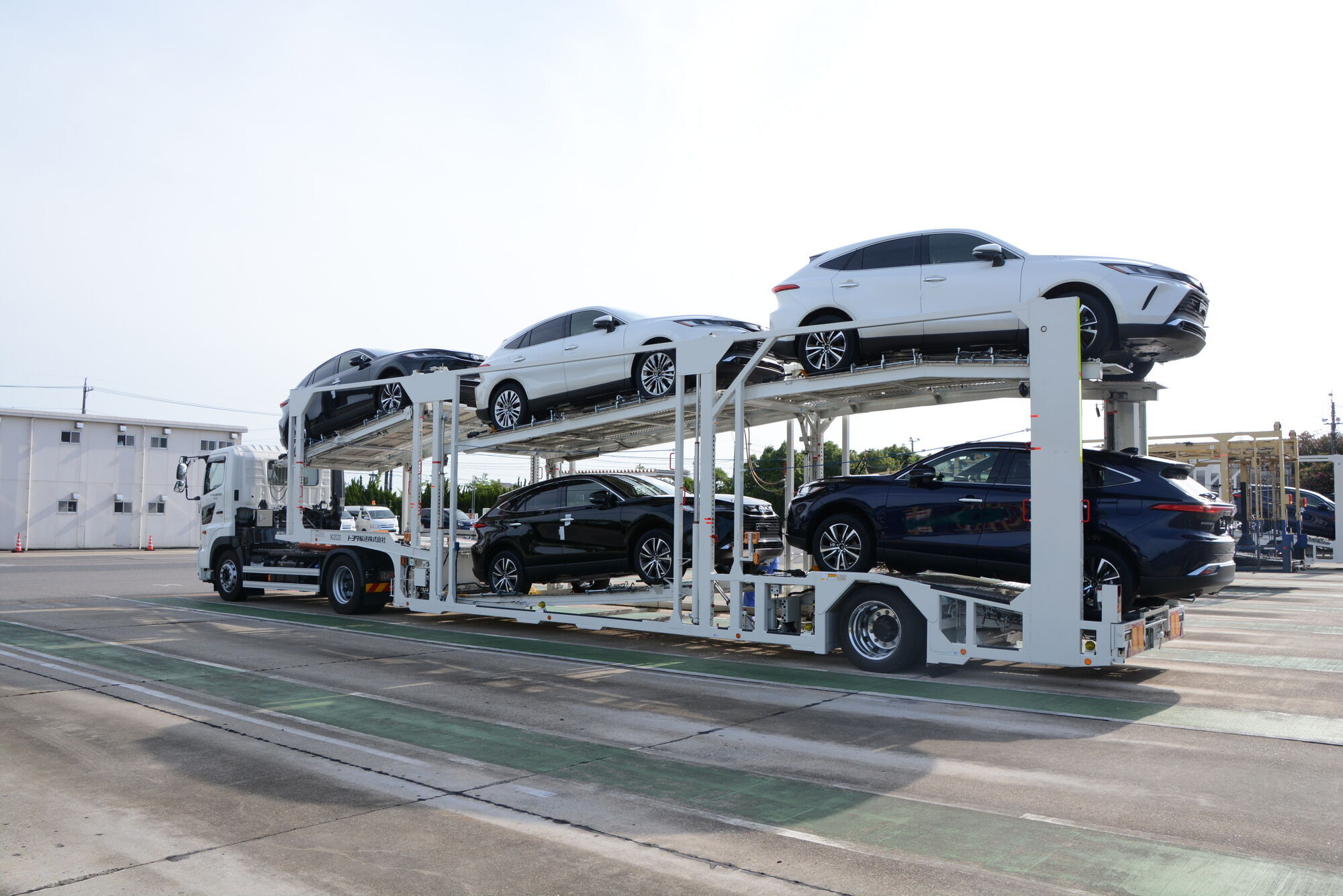 Компания Toyota реализовала в 2020 году 9,53 млн автомобилей