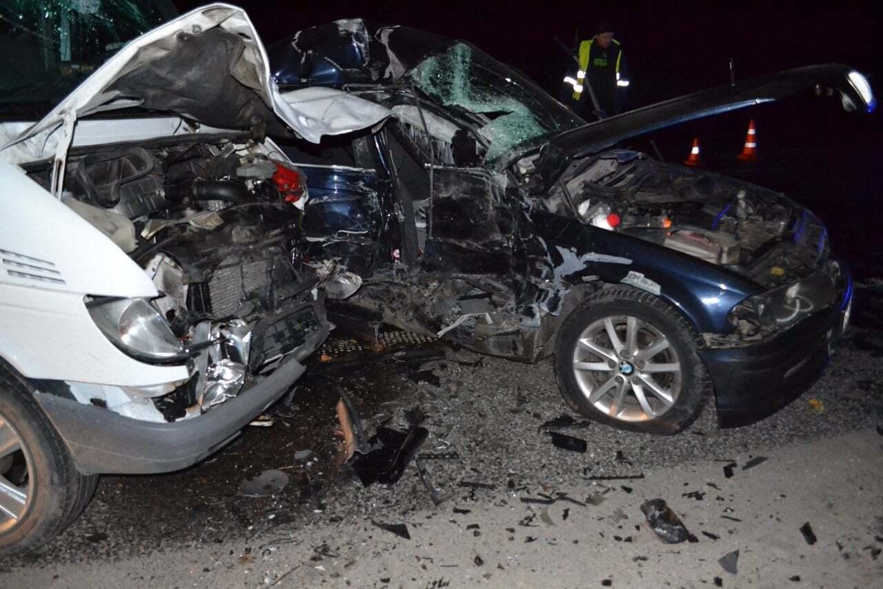 Наслідки аварії на Львівщині