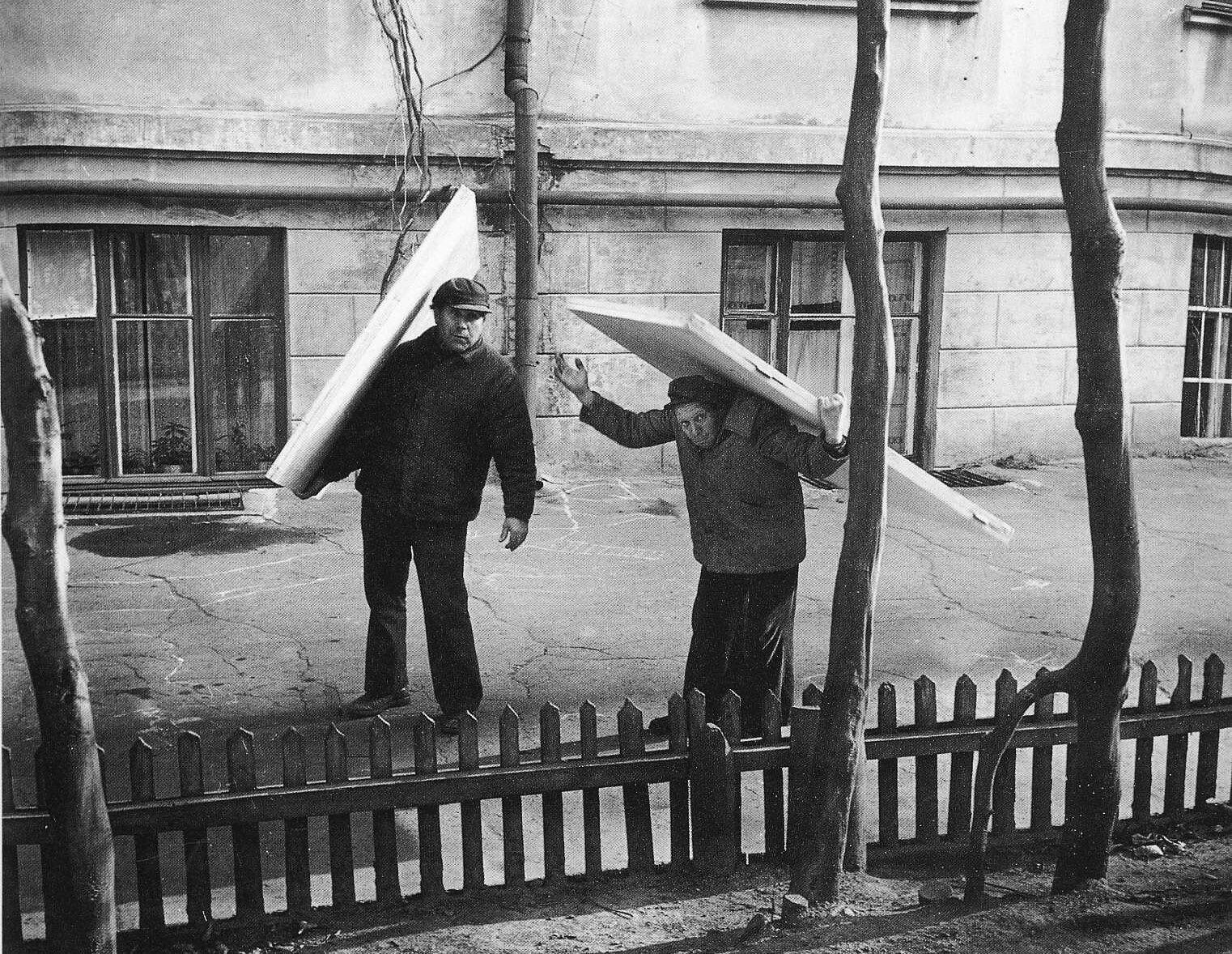 Вбогі ремонти у радянських квартирах