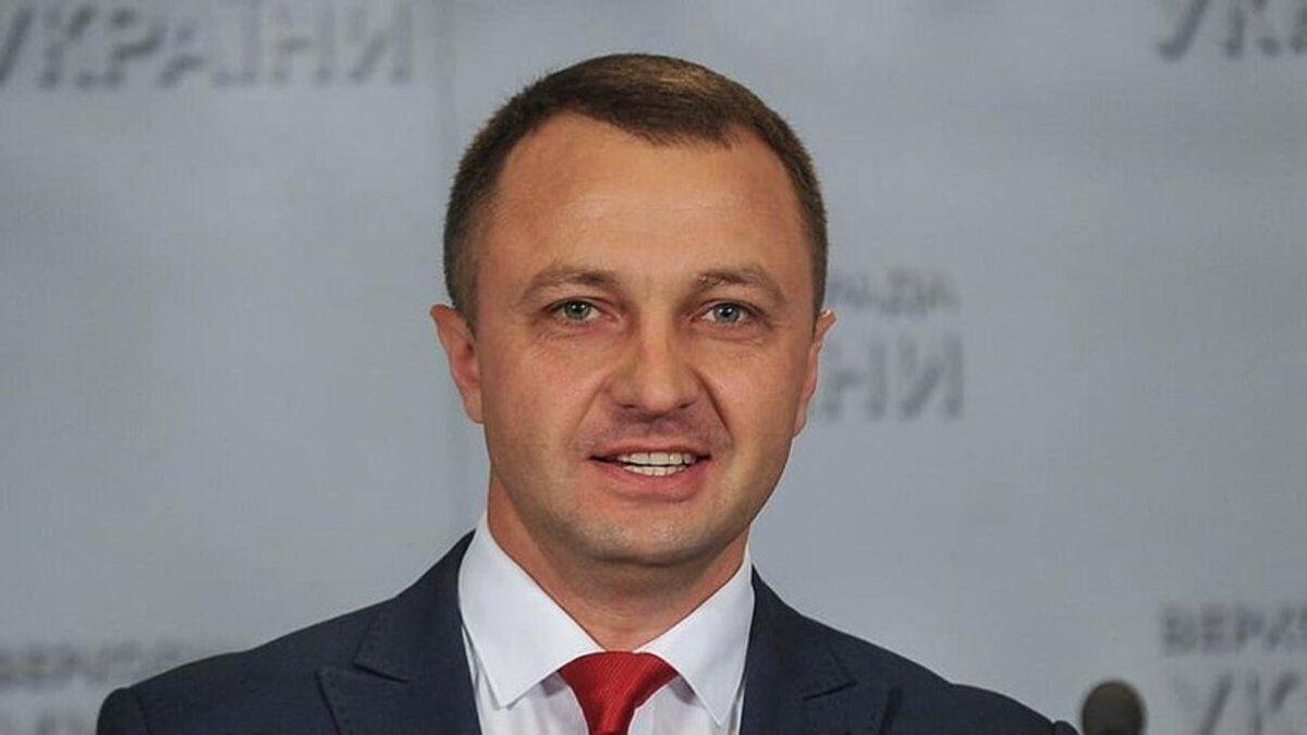 Уполномоченный по защите государственного языка Тарас Креминь