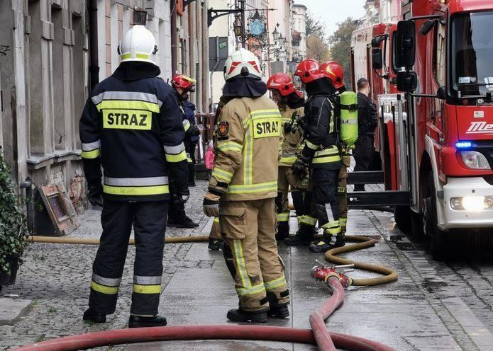 Вогонь охопив лише одну квартиру