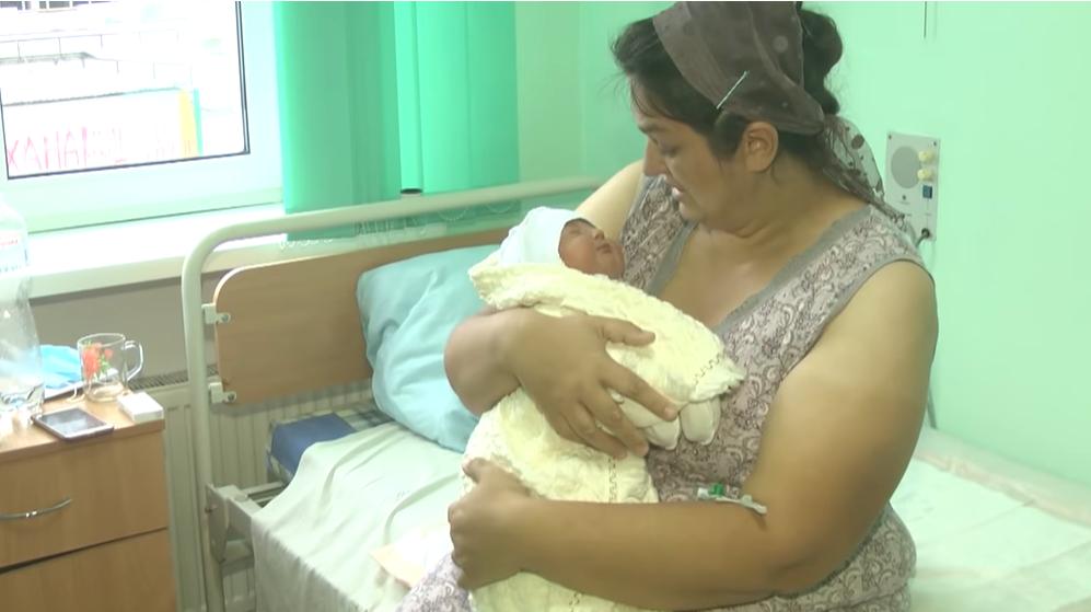 42-річна Світлана Кухарчук із Хмельниччини народила 18-ту дитину