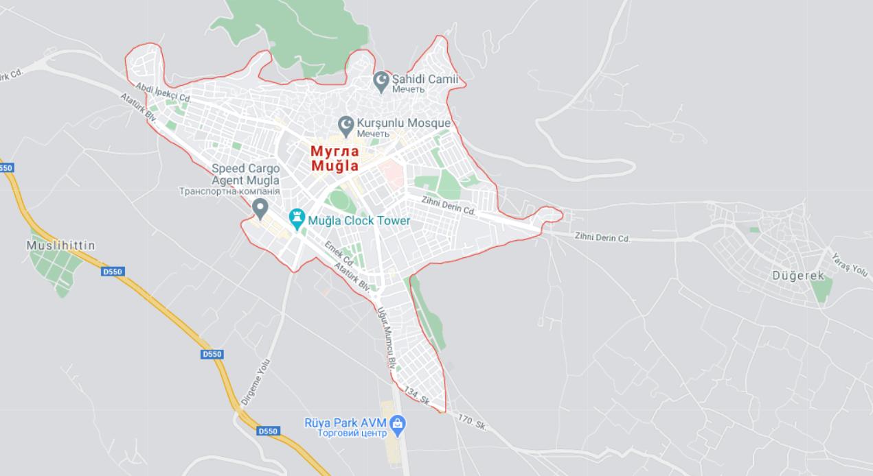 Злочин трапився у курортному містечку Мугла (Туреччина)