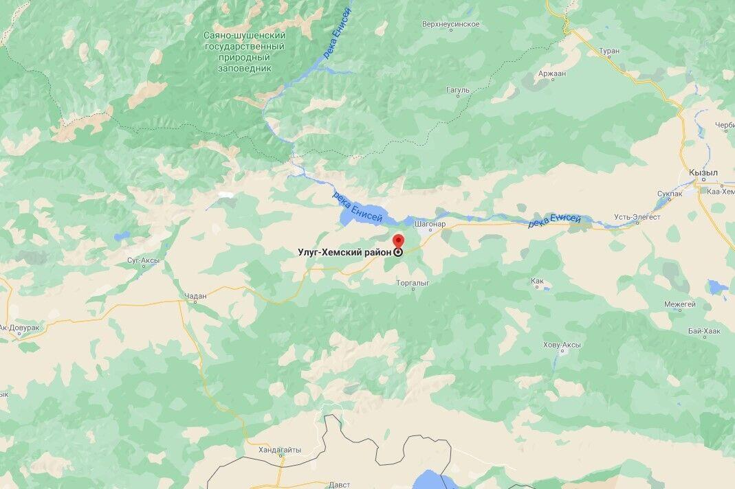 """ДТП произошло на 953 километре федеральной автодороги Р-257 """"Енисей"""""""