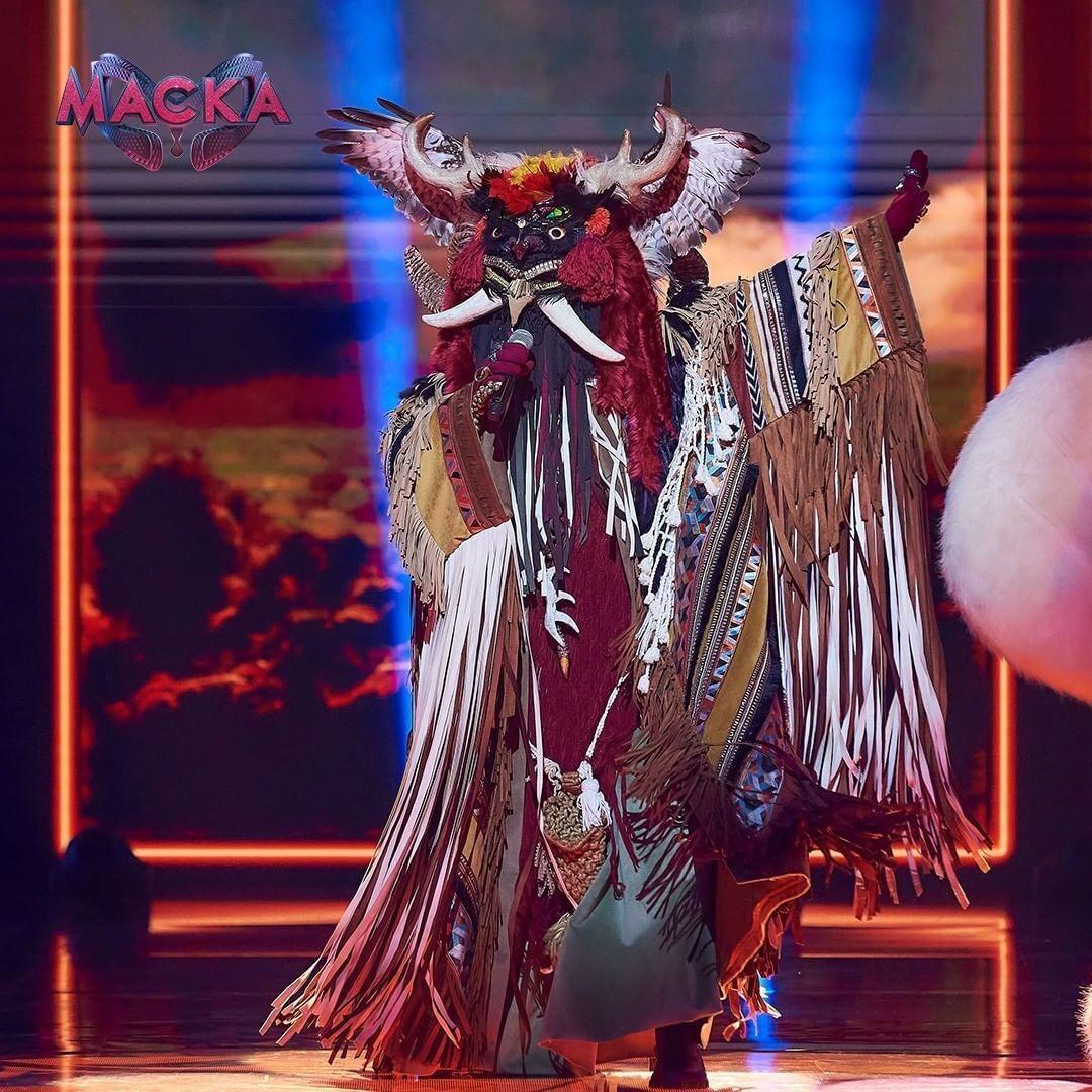Магический Мольфар на шоу