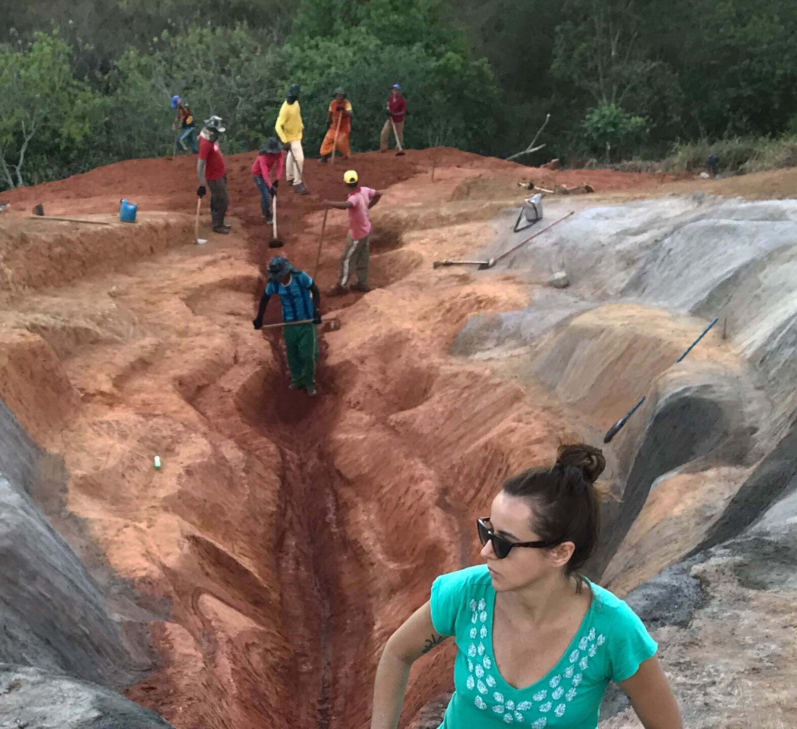 В Бразилии построили 33-метровую скульптуру
