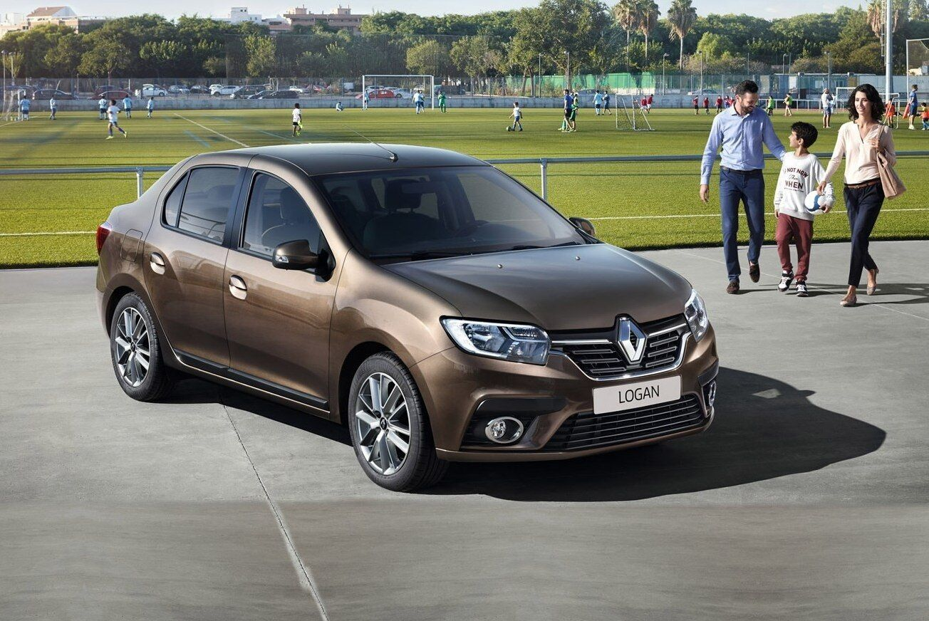 Renault Logan – лидер среди бюджетных седанов в Украине