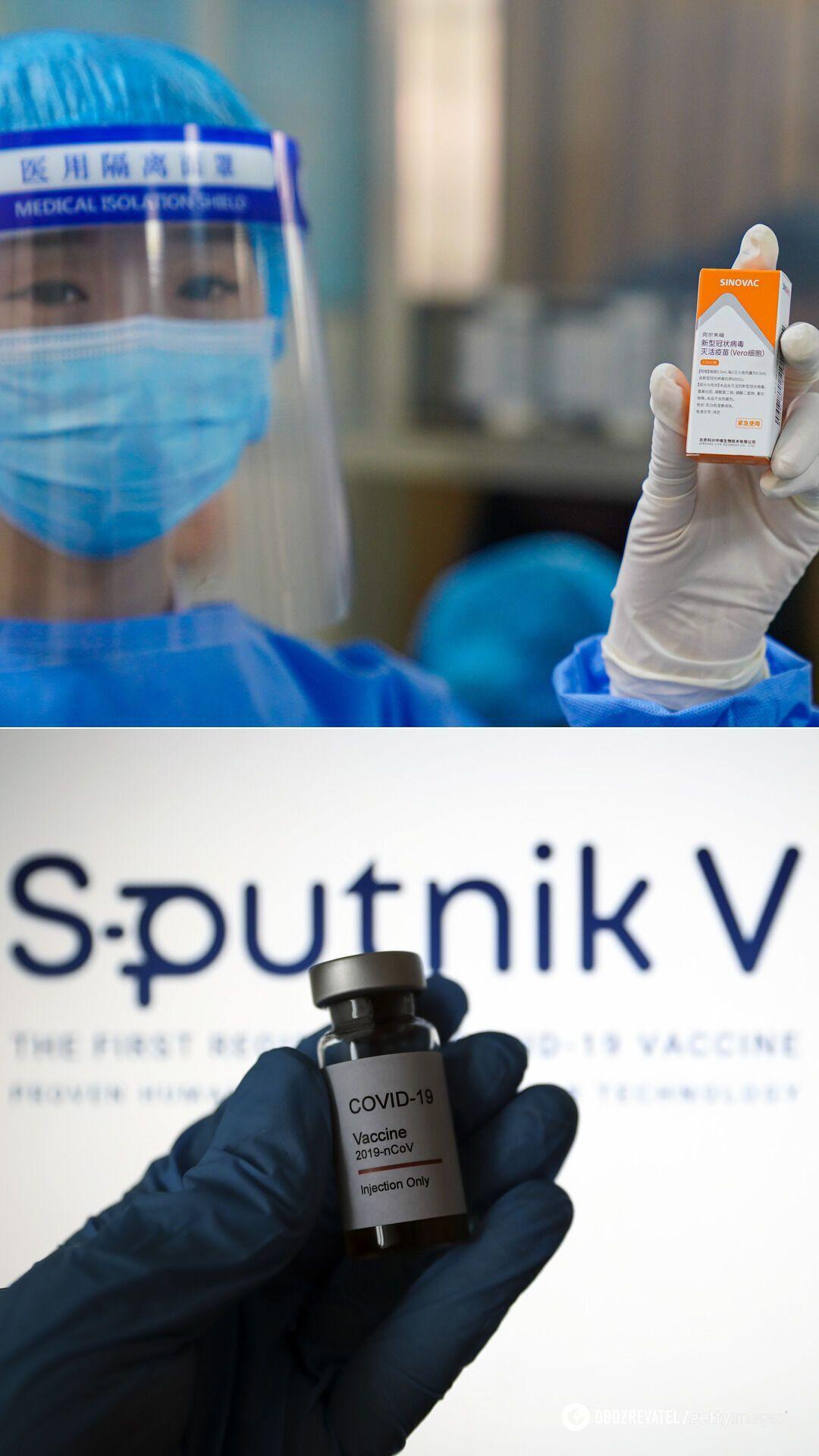 Китайская вакцина против COVID-19 перспективнее российской, – Орбан