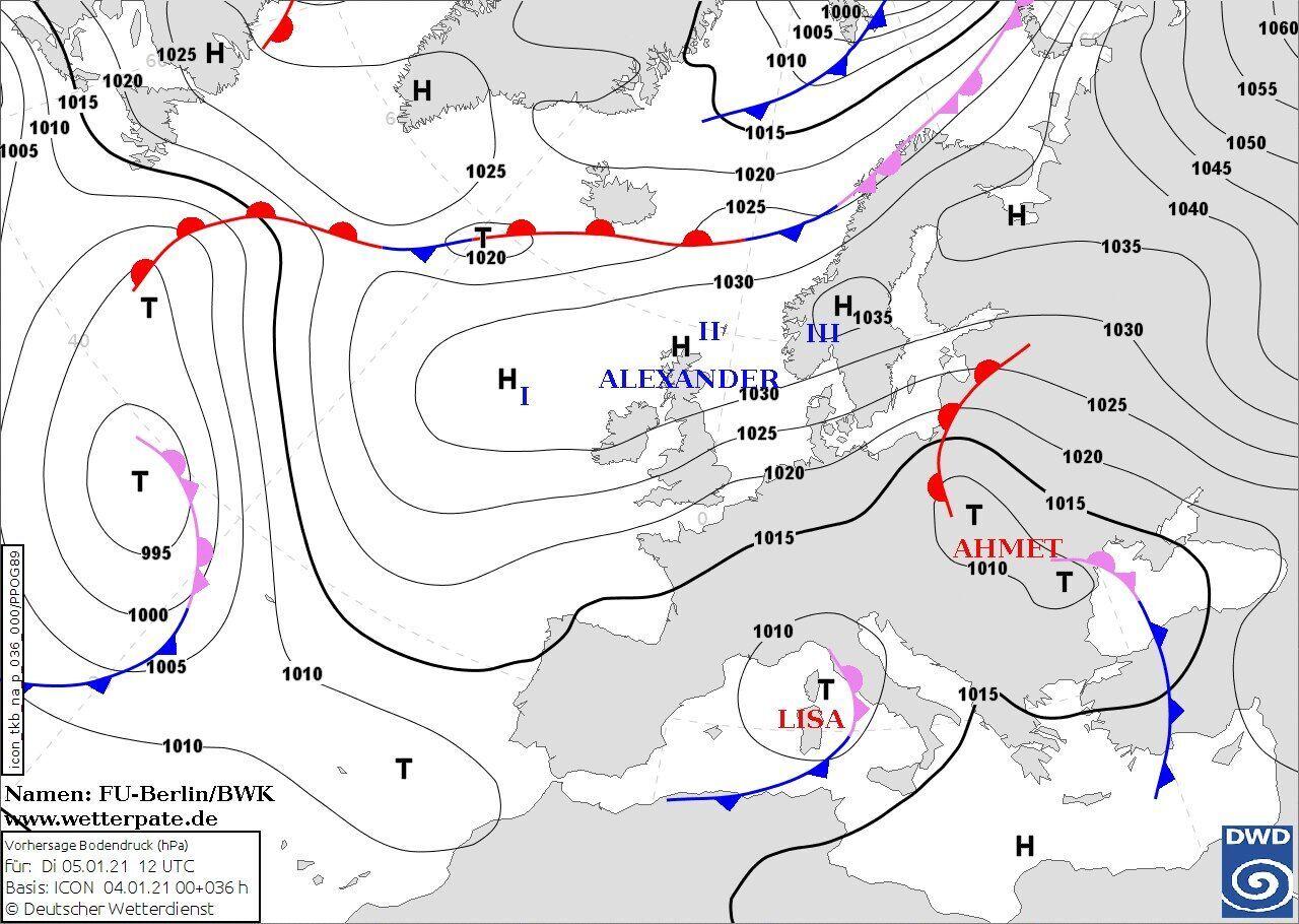 Мапа циклону