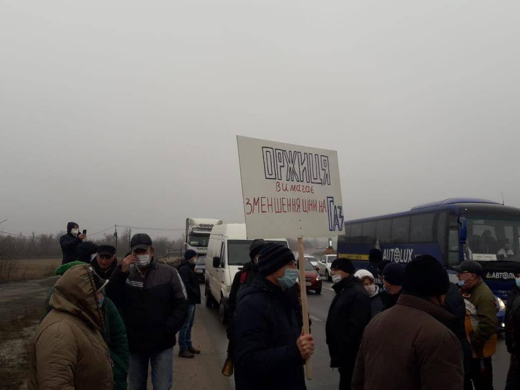 В акции принимают участие несколько сотен человек