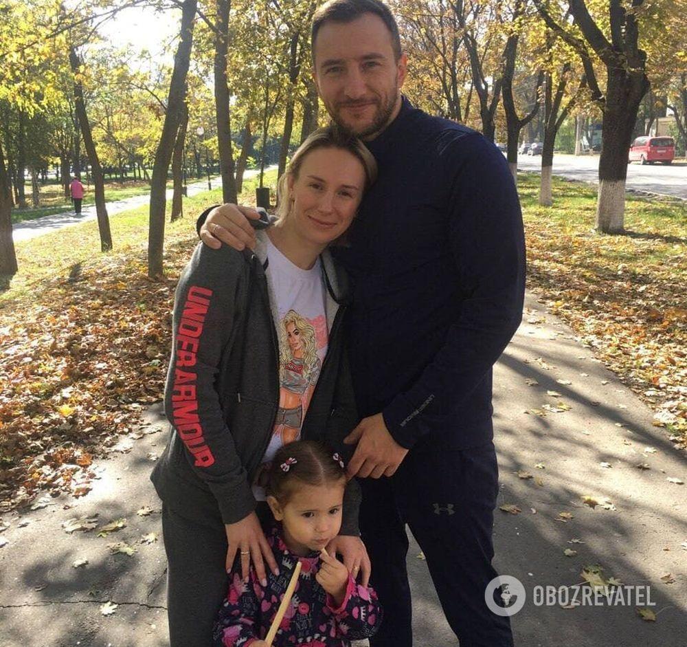Семья Симаковых