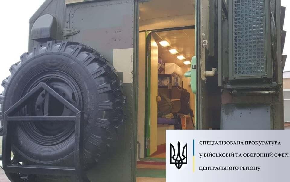Начальник апаратної полку зв'язку вкрав майна на 200 тисяч гривень