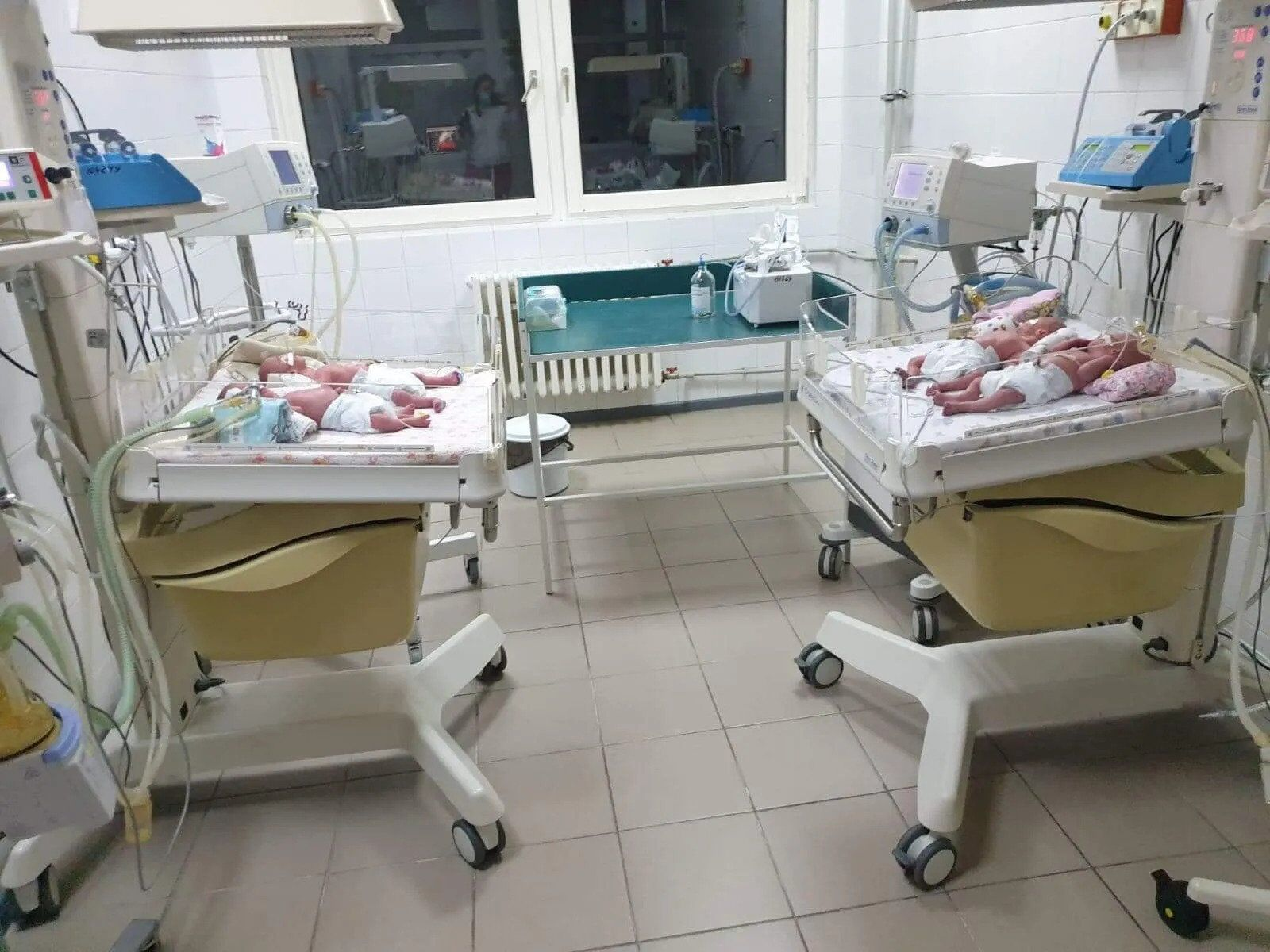 В Ужгороде 20-летняя украинка родила четверню