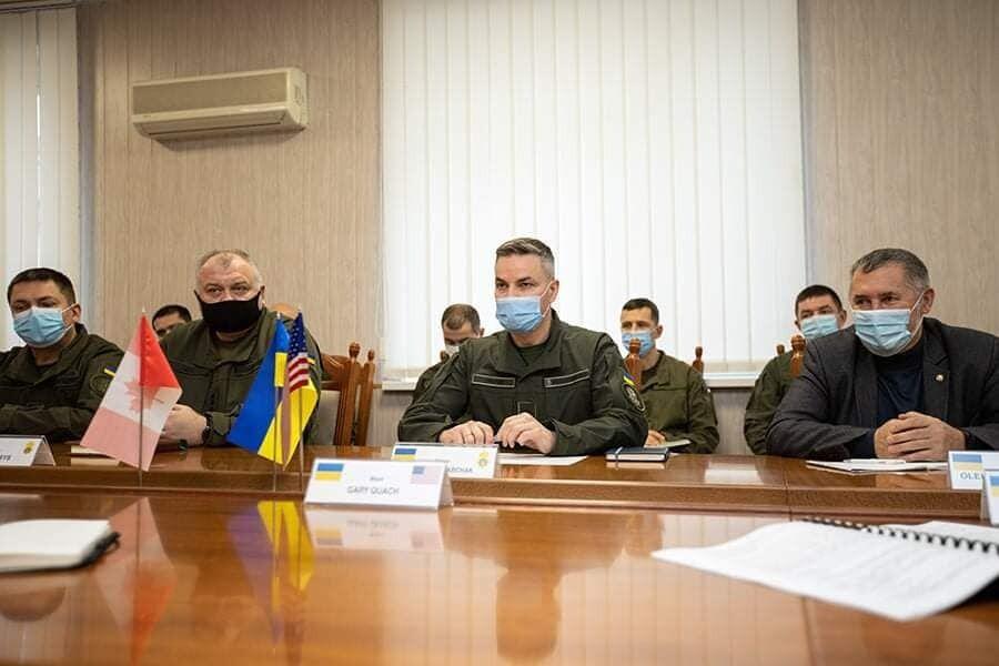 У заході взяли участь військові США, Канади та України