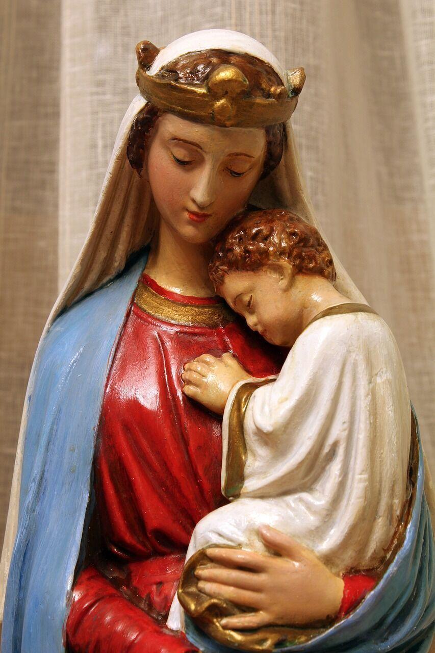 Собор Пресвятої Богородиці присвячено прославлянню Божої Матері