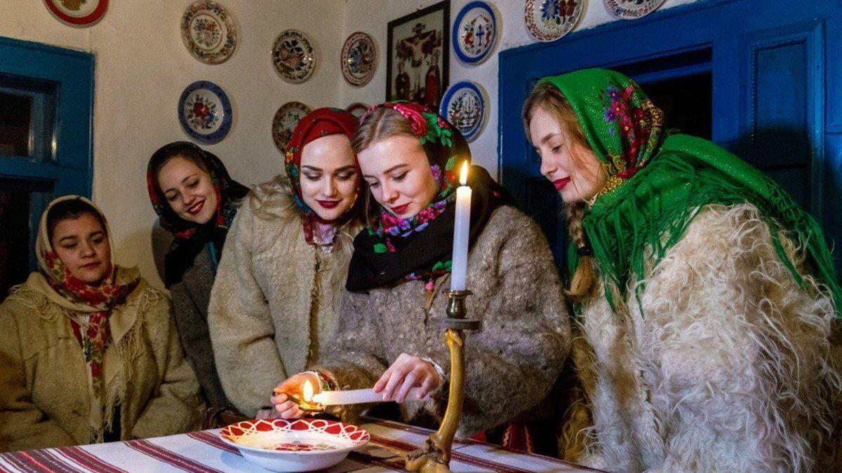 Ворожіння на Святвечір і Різдво здавна були популярними серед українців