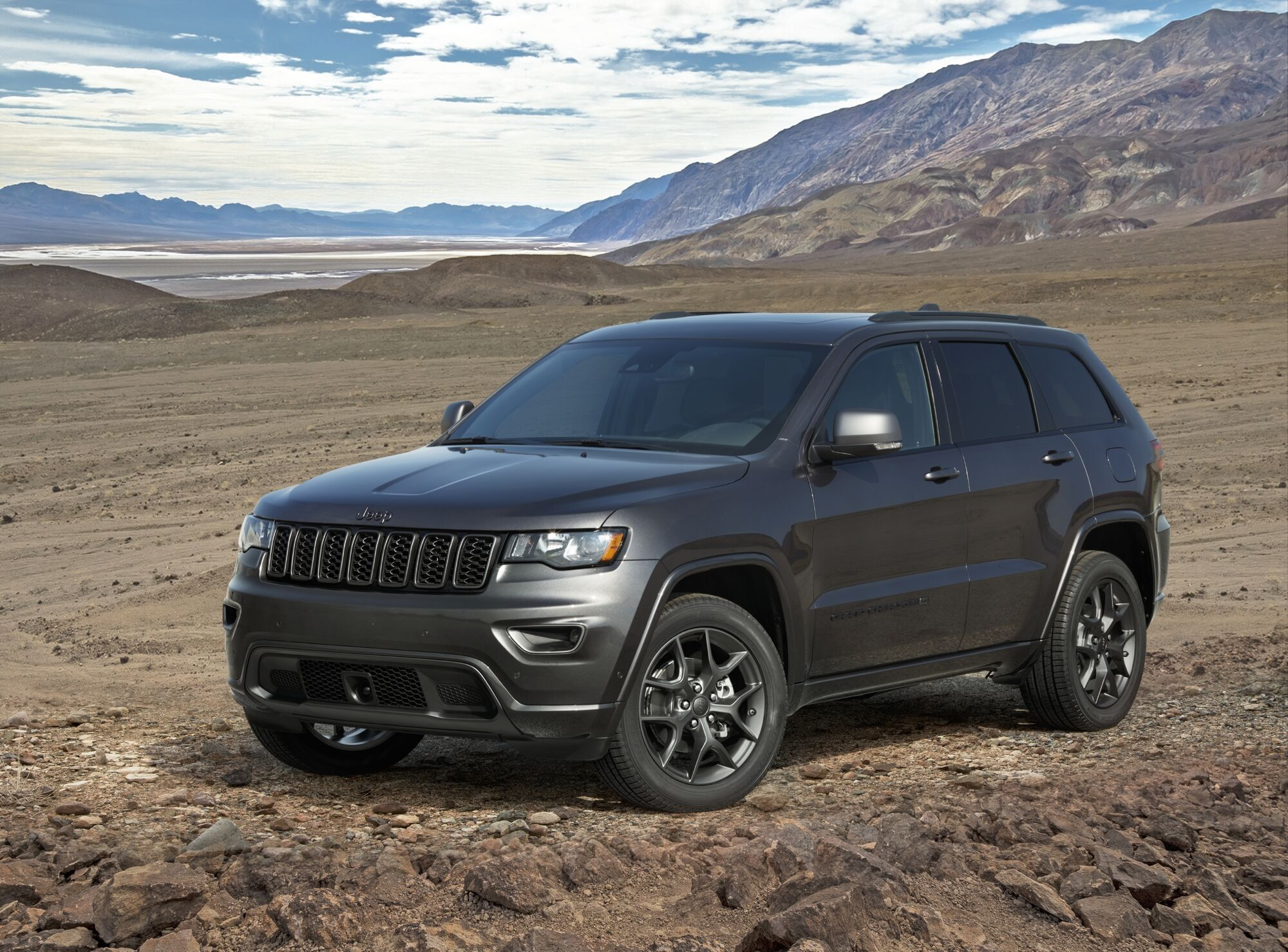 "Jeep Grand Cherokee у ювілейній версії ""80th Anniversary Edition"""