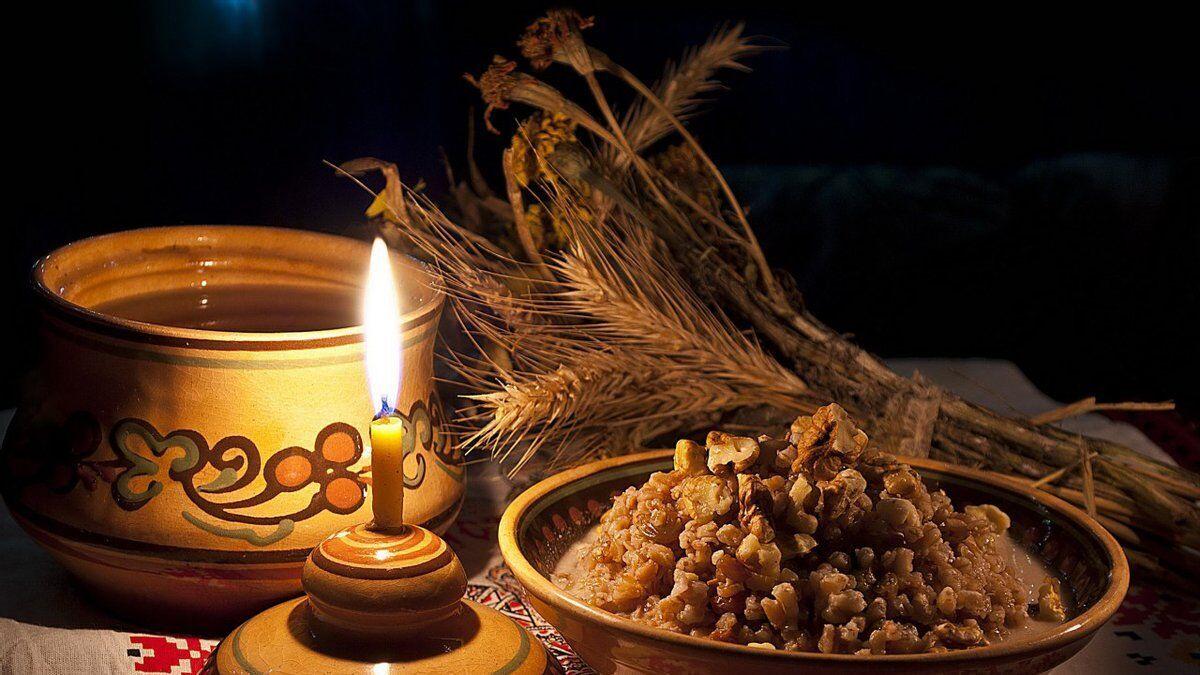 Кутья – одно из главных блюд на столе в Старый Новый год