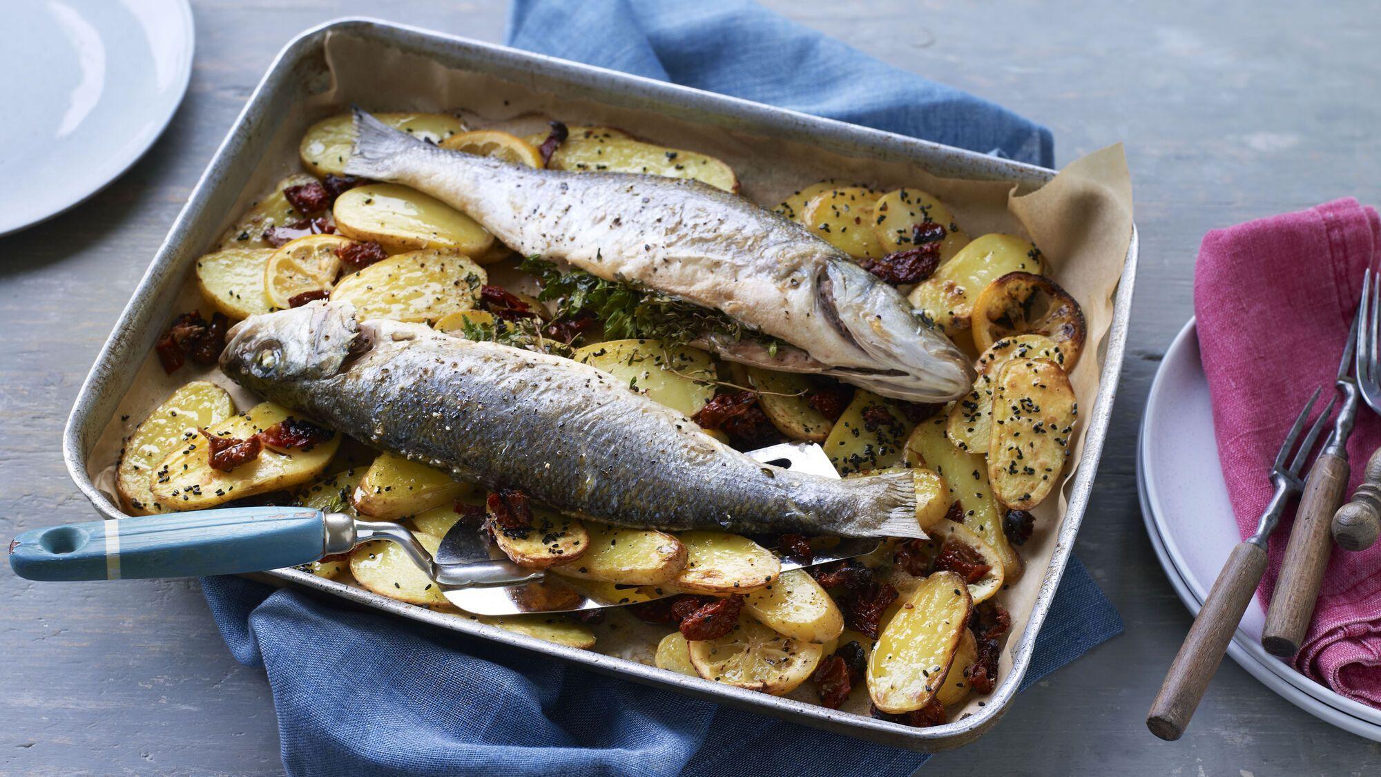 Риба стане чудовою основною стравою на святковому столі.