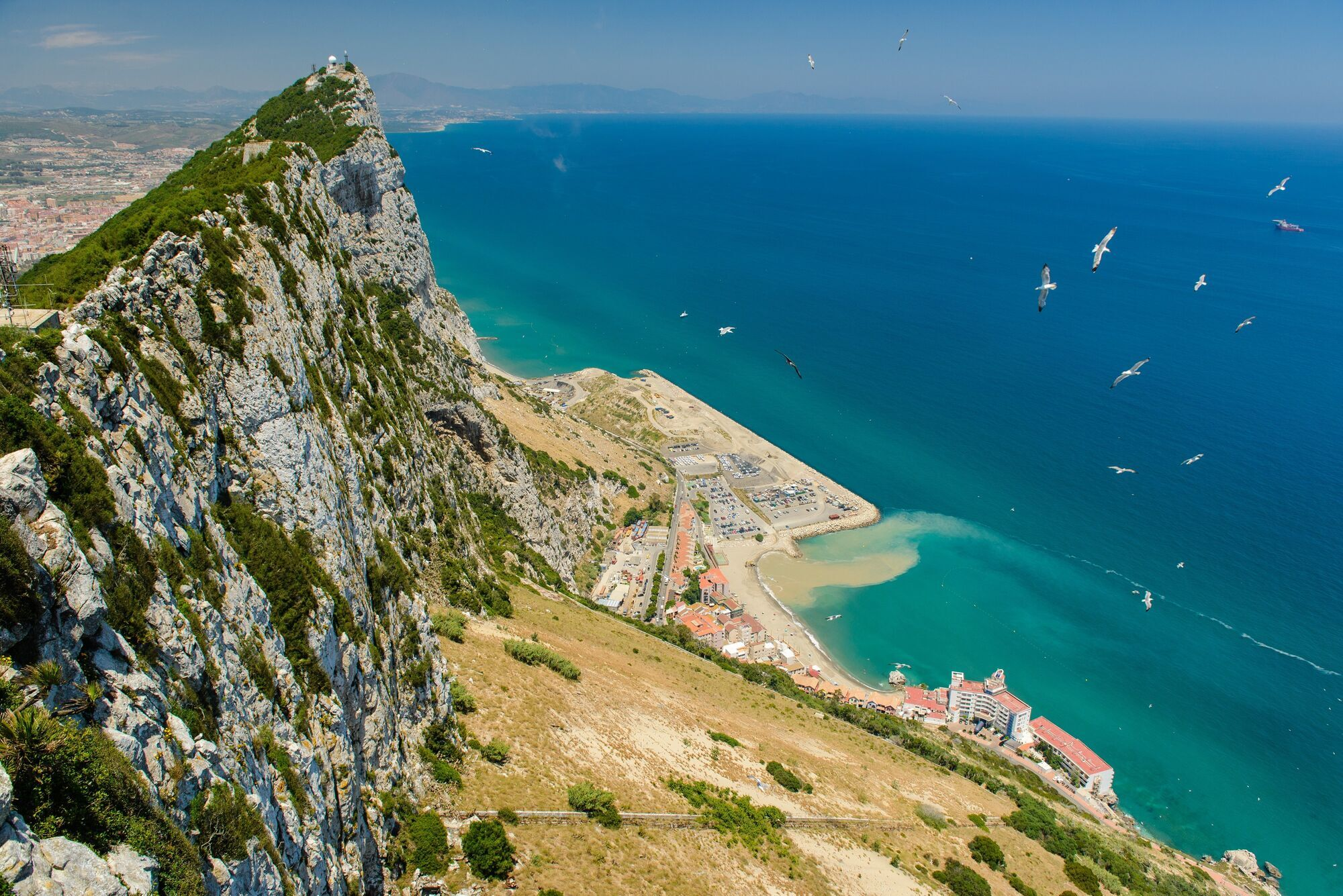 Який вигляд має Гібралтар