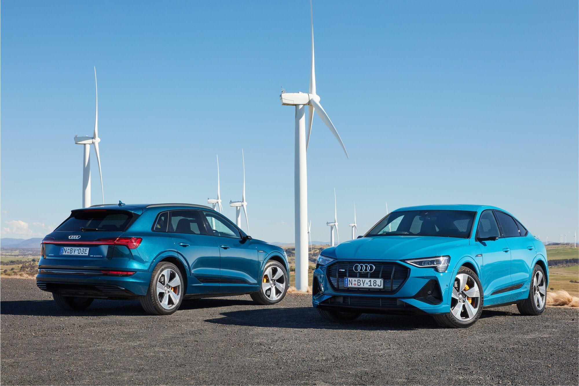 Audi e-tron став найбільш продаваним електромобілем у Норвегії, обігнавши Tesla Model 3 і VW ID.3