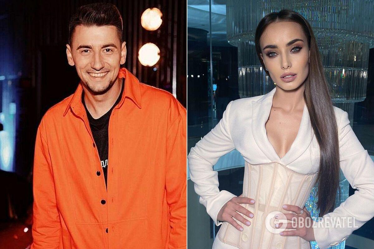 Олександр Еллерт і Ксенія Мішина.