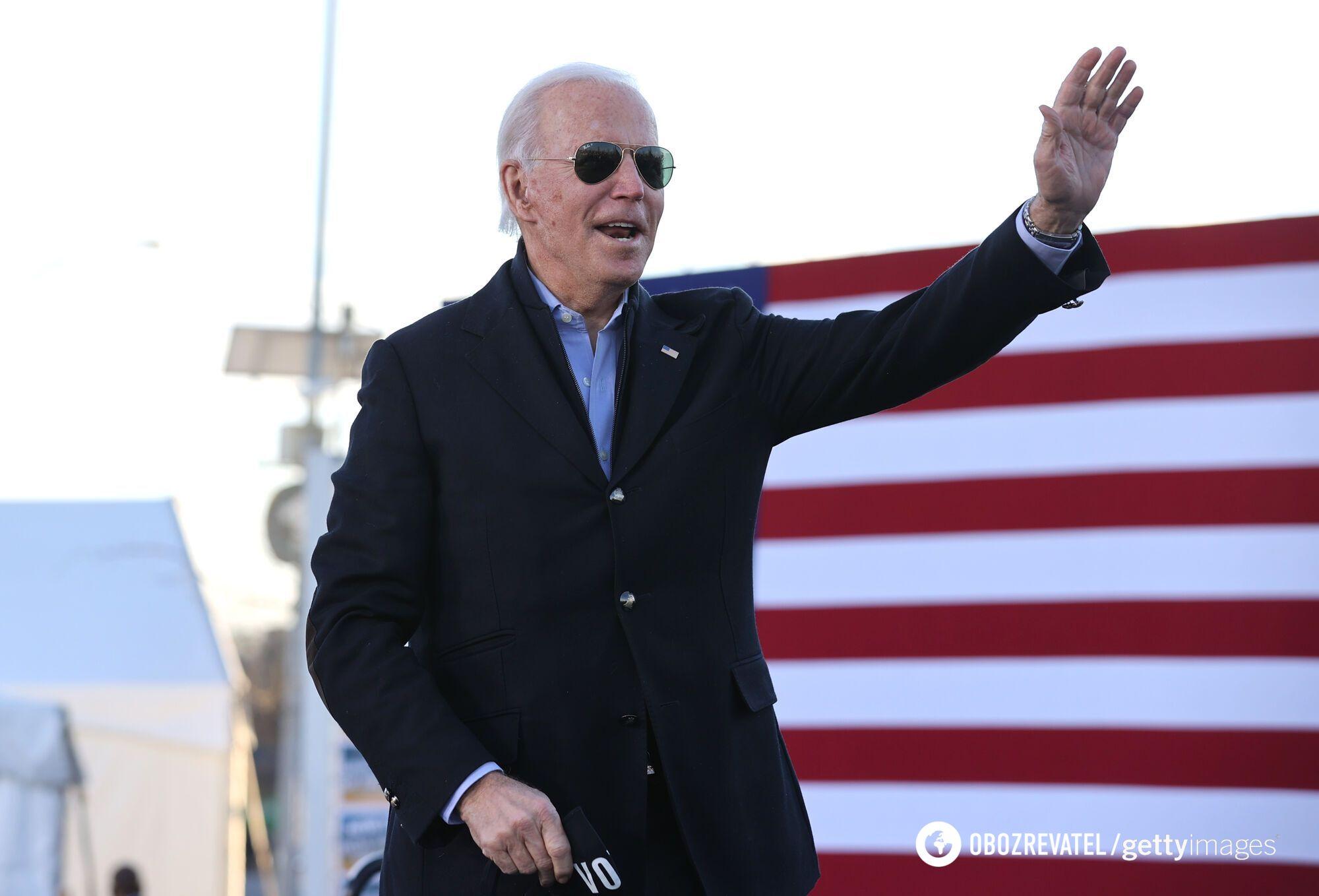 Джо Байден офіційно стане президентом США 20 січня 2021 року