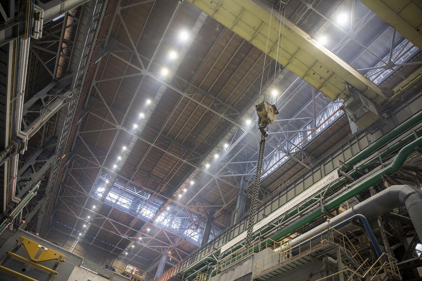 Сучасна система дозволить економити до 80% споживаної електроенергії і підвищить безпеку праці