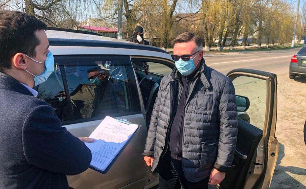 Леоніда Кожару звинувачують в умисному вбивстві Сергія Старицького.
