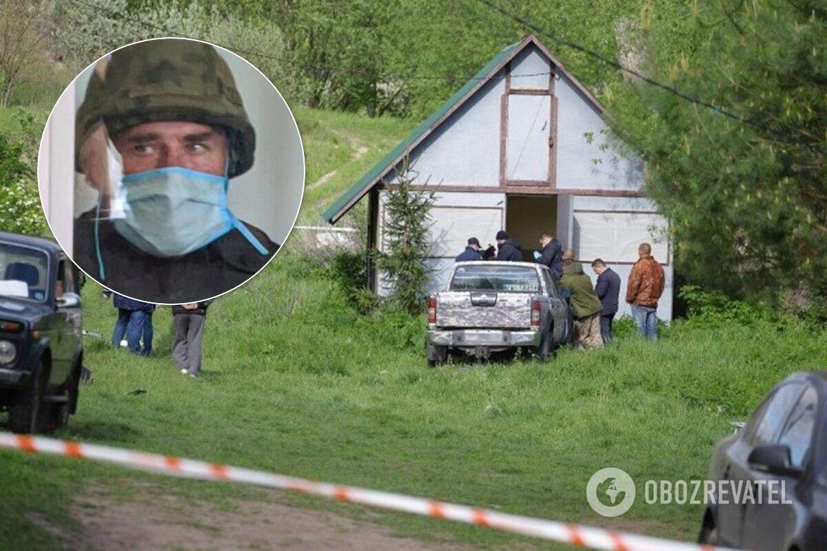 Олександр Захаренко розстріляв сімох людей