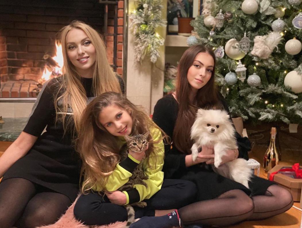 Традиції на Різдво в родині Олі Полякової.