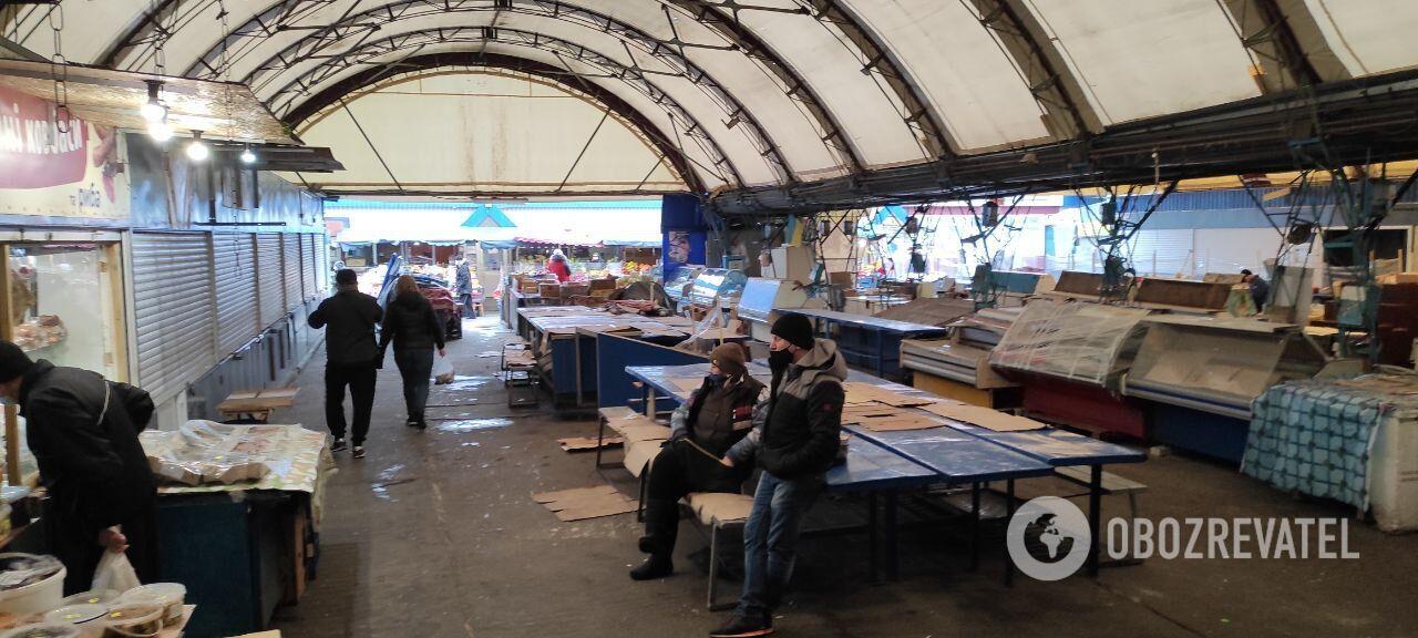 Ринок у Києві
