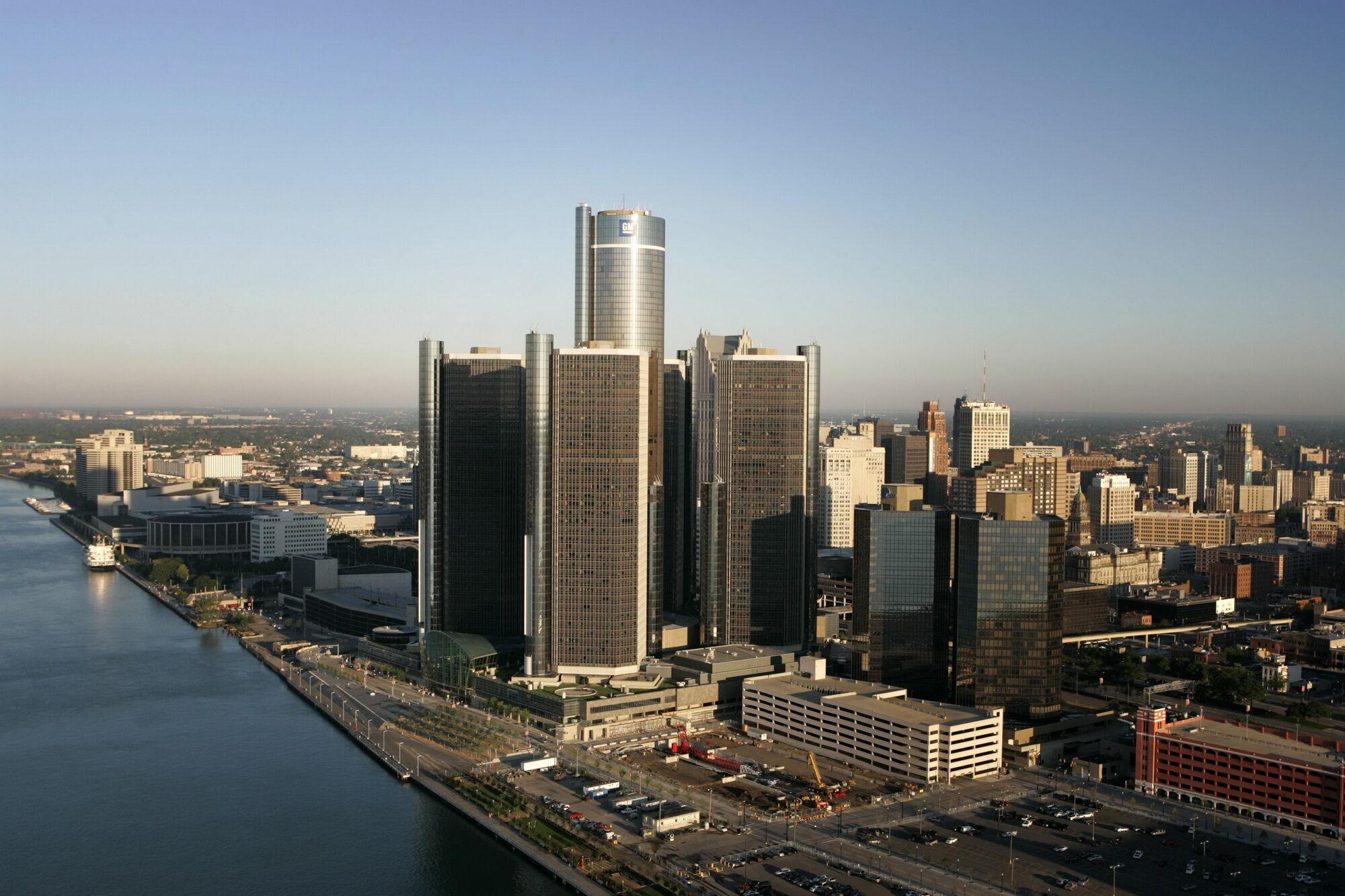 Штаб-квартира General Motors у Детройті
