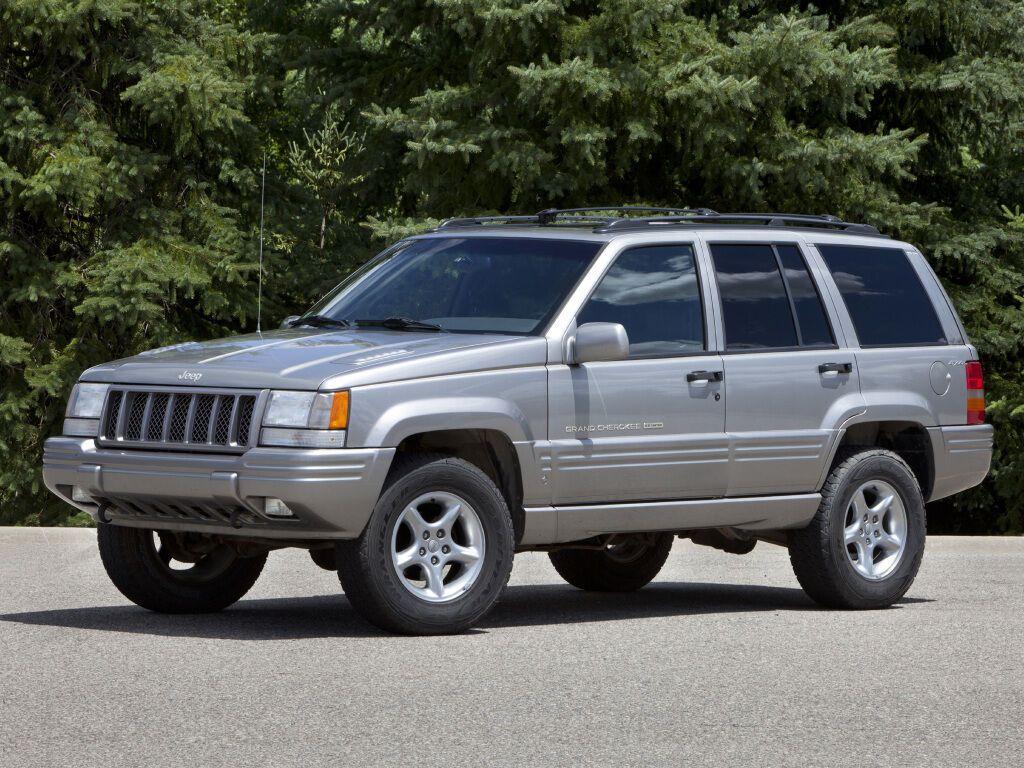 Jeep Grand Cherokee буквально створив новий сегмент