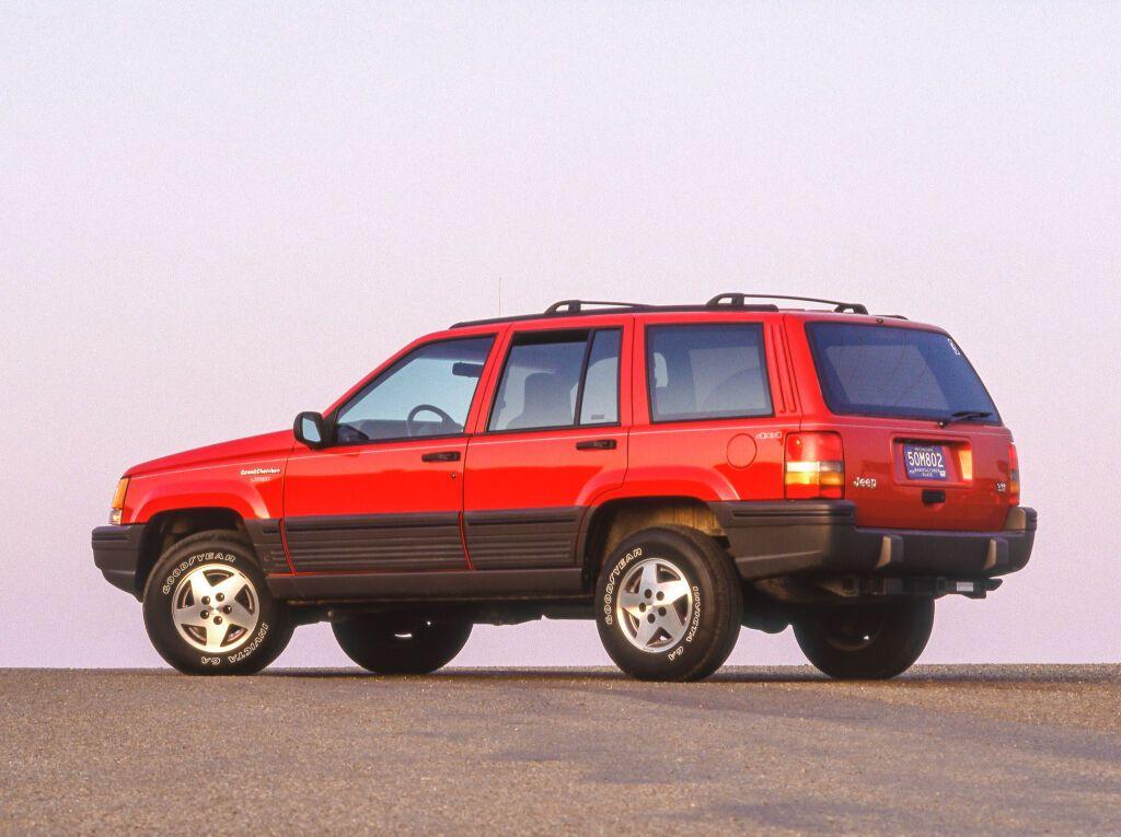 Перший Jeep Grand Cherokee був талановитою роботою